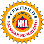 Certified National Notary Associate Member